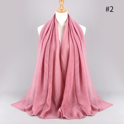 F017 Women's chiffon shawl air conditioning shawl scarf women's beach towel