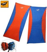 FREE FIRE 4 Season Camping Sleeping Bag Ultralight Travel Bag Hiking ,Envelope Sleeping Bag Cotton Sleeping Bag