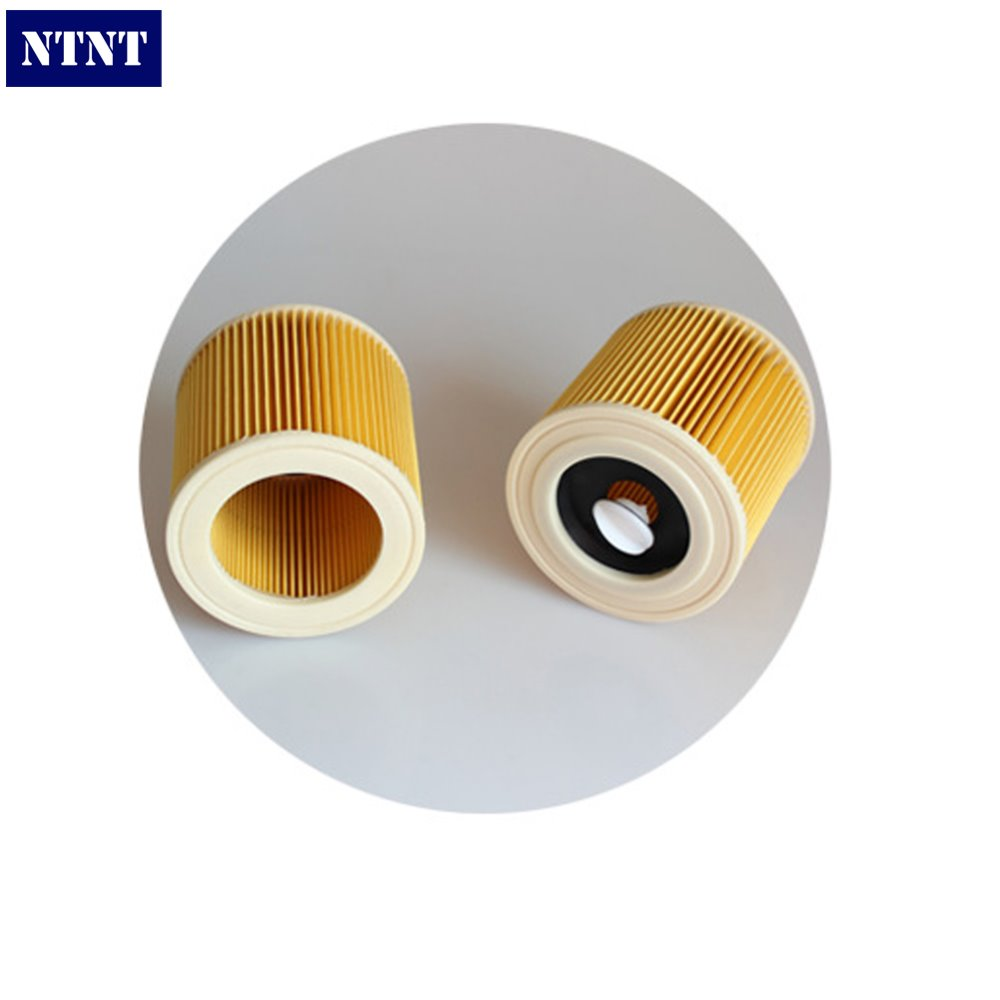 NTNT New For KARCHER Wet & Dry Vacuum Hoover Filter A2004/2054/2204/2656 WD  Series philips brl130 satinshave advanced wet and dry electric shaver