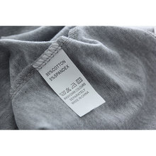 Men's High-Elastic Long Sleeve V-Neck Cotton T-shirts