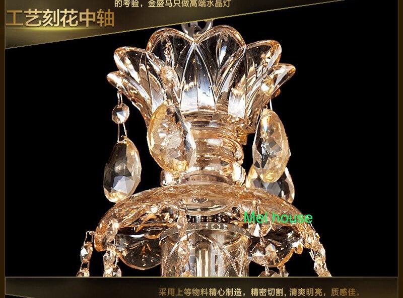 Kronleuchter Glaskristalle ~ Champagner glas kristalle für kronleuchter kerze kronleuchter