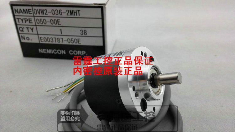 New original NE MI CON within the control of an incremental encoder pulse 360P OVW2-036-2MHT ovw2 036 2m encoder new in box free shipping