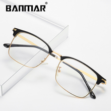 BANMAR TR90 Blue Light Blocking Computer Game Glasses Anti-fatigue Anti Goggles For Women Transparent Spectacle 1828