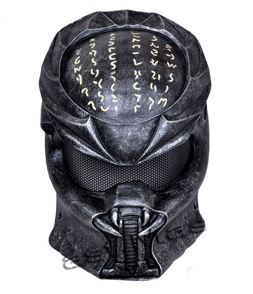Paintball Airsoft Wire Mesh Profiled 7.0 Predator Full Face Mask