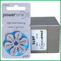 60 pcs Zinc Air Hearing Aid Batteries Size 675 / a675  / PR44  /  P675 Cell Button Battery for BTE Super Power Hearing Aids