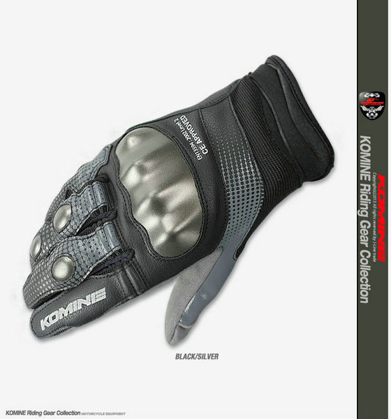 New arrival GK-186 Protect CE Mesh Gloves Superb touchscreen