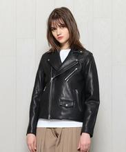 High quality Designer sheepskin leather Motor&Biker jackets New 2018 Spring autumn Chic women Jackets coat S489