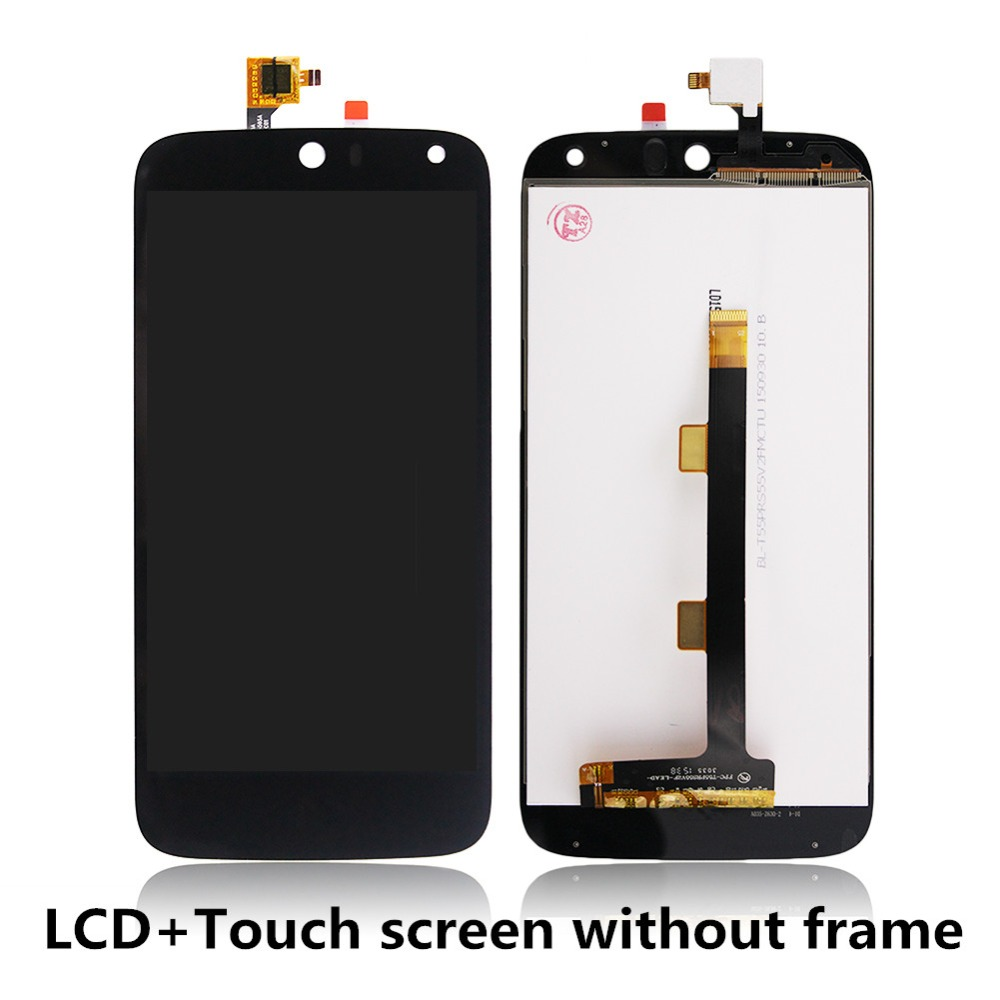 LCD Display Black For Acer Liquid Z630 z630s lcd with Touch Digitizer Panel Assembly Replacement Free shipping