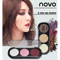 Matte nude eyeshadow set glitter naked eye sombra cartilha paleta com escova profissional marca de maquiagem beauty make up cosméticos