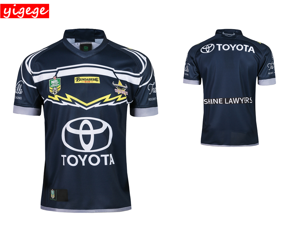 808c7830382 2018 North Queensland Cowboys rugby Jerseys home away Jersey NRL National  Rugby League nrl Jersey Australia