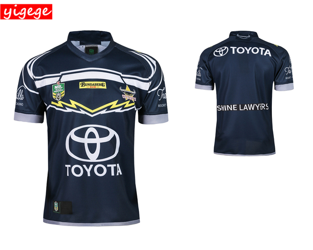 2018 North Queensland Cowboys rugby Jerseys home away Jersey NRL National  Rugby League nrl Jersey Australia 6d88e5913