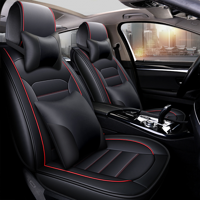 Front Rear Car Seat Cover For Ford Focus Fiesta Territory