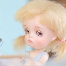 1/8BJD boneca-Mong olho livre para escolher a cor dos olhos
