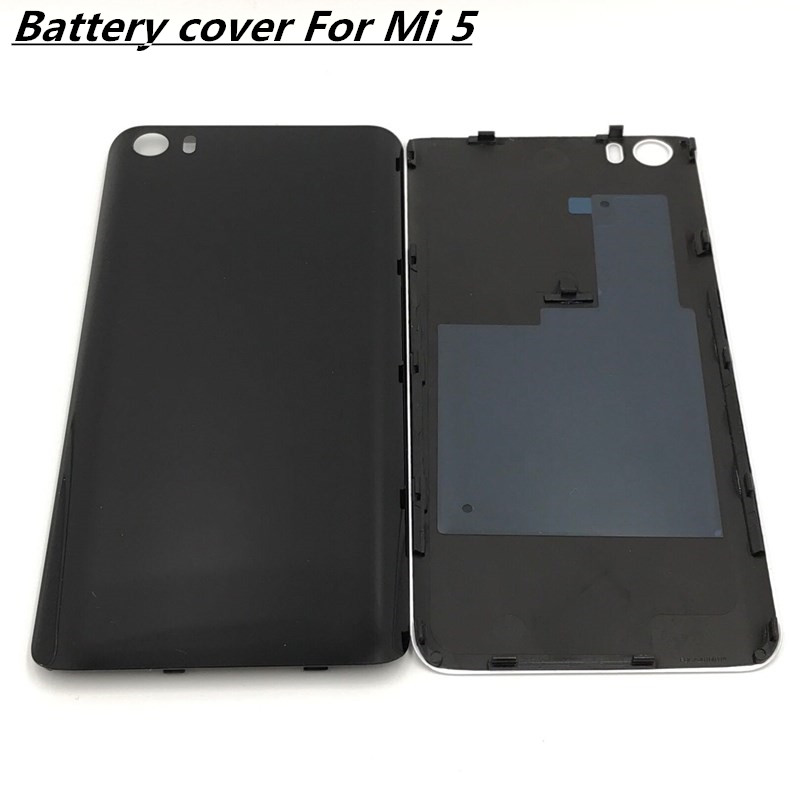 Original 3D Glass With Logo Back <font><b>Cover</b></font> <font><b>5</b></font>.15 inch For <font><b>Xiaomi</b></font> Mi5 Housing panel <font><b>Battery</b></font> Door For <font><b>Xiaomi</b></font> <font><b>Mi</b></font> <font><b>5</b></font> <font><b>Battery</b></font> Back <font><b>Cover</b></font> image
