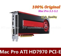 100% Original 3.1/4.1/5.1 HD7970 3GB PCI E GDDR5 Graphic Video Card Support 4K Display Better than GTX680 1 year warranty DHL