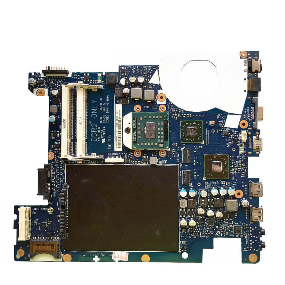 Отлично подходит для Samsung R425 материнская плата ноутбука DDR2 HD5145 512MB BA92 06034A BA41 01181A 100%