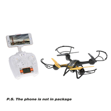 TK107W 2 4G 4ch RC font b DRONE b font WITH 6AXIS GYRO AND FPV WIF