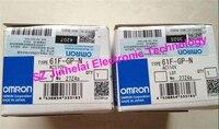 Authentic original 61F GP N AC110V OMRON Liquid level relay water level controller 110VAC