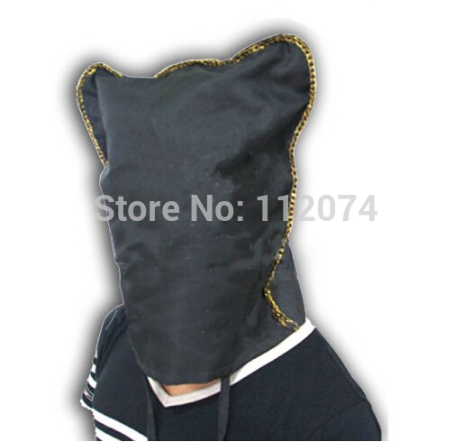 Blind Fold Drive Bag, close up street stage wholesale magic tricks Accessories,prop,free shipping
