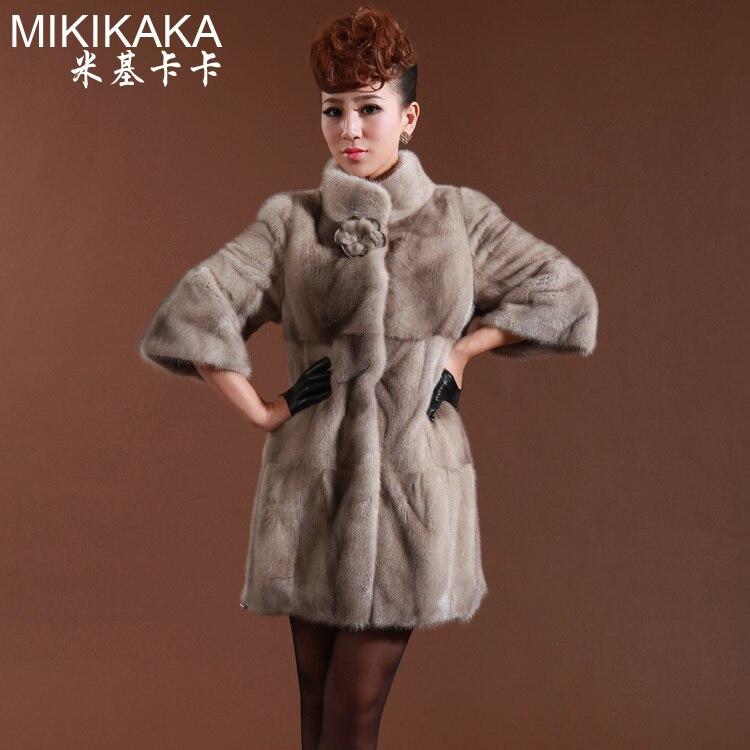 Popular Ladies Mink Coat-Buy Cheap Ladies Mink Coat lots from ...