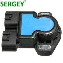 SERGEY Brand New Throttle Position Sensor TPS Sensor For ISUZU Rodeo 3.0L 4JH1 Engine OEM 8971631640 SERA486-08 SERA48608 brand new original authentic sensor uf55mg3