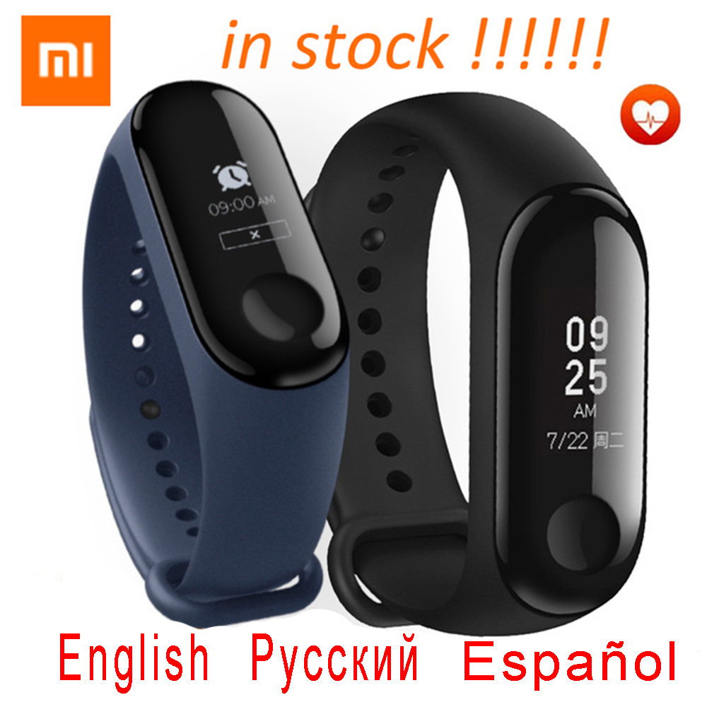 in stock Original Xiaomi Mi band 3 0.78 inch OLED instant message caller ID weather forecate vibration clock mi band 2 Upgrad in stock original xiaomi mi band 3 0 78 inch oled instant message caller id weather forecate vibration clock mi band 2 upgrad