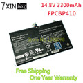 14.8V 48Wh New Battery FPCBP410 For Fujitsu LIFEBOOK UH574 FMVNBP230 FPB0304 Free Shipping