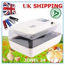 Дешевые Цены Полная Автоматическая Мини Куриное Яйцо Инкубатор 24 Яйца С CE Одобрен Для Продажи
