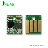 High capacity 20K compatible toner chip for dell B3460 cartridge reset chips 331 9807/331 9808
