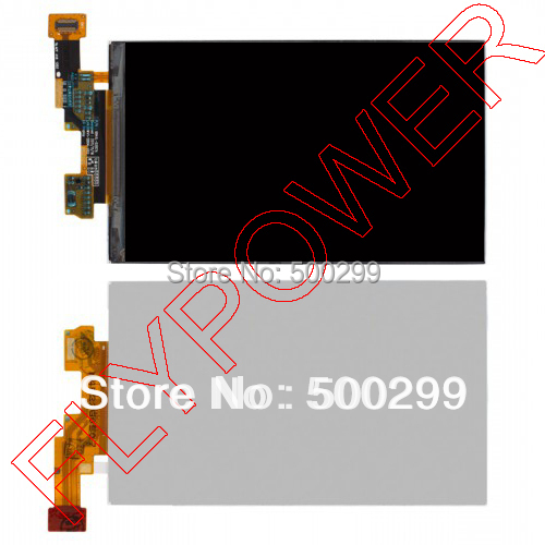 for LG Optimus P700 P705 L7 LCD Screen by free shipping ;