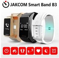 2018 neue Jakcom B3 smart band uhr neue produkt von bluetooth kopfhörer kopfhörer Mit Benutzerdefinierte Ohrstöpsel vs mi band 2 smartband