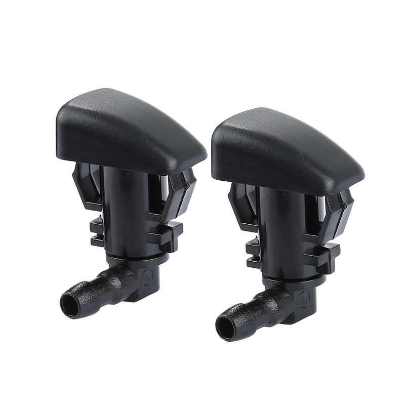 2 stuks/1 Paar OEM voor 2008-2012 Ford MKZ Ruitenwisser Water Spray Jet Sproeierkop Windschermen auto Vervangende Onderdelen