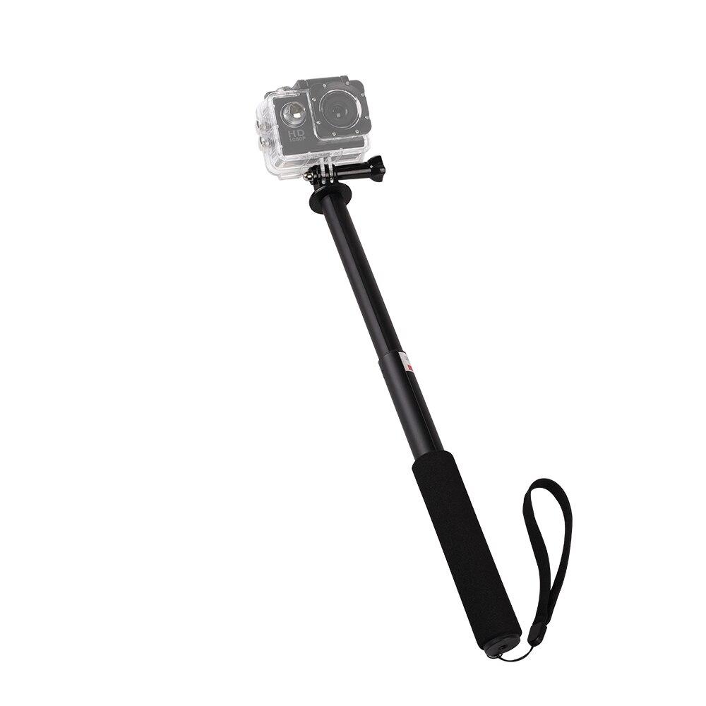Kaliou Handheld 12 Inch Monopod Selfie Stick for Gopro 6 5 4 3 2 1 Xiao