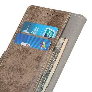 Image 4 - Чехол Кошелек для OnePlus 7 флип винтажный Магнитный кожаный чехол для бизнес книги для One Plus 7 6 6 T 5 5 T