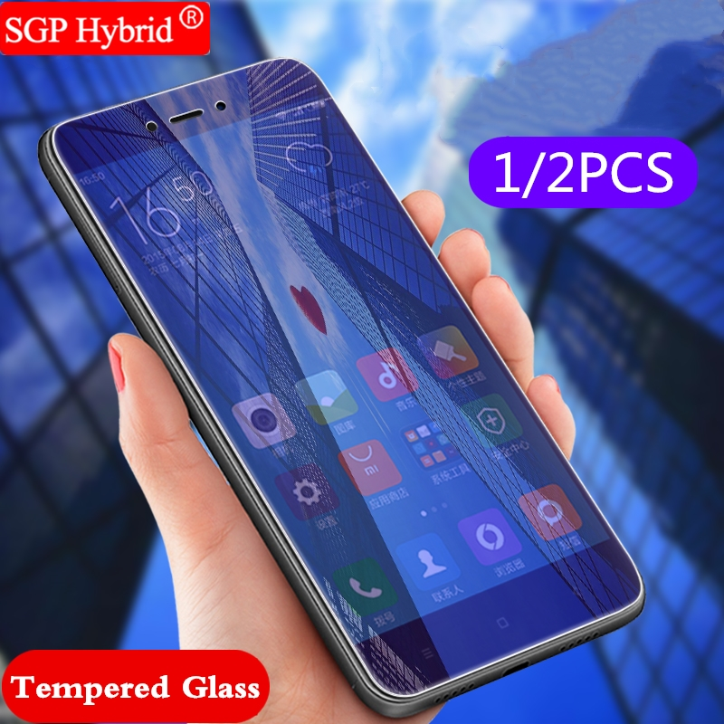 9H Tempered Glass Screen Protector For Xiaomi Mi Redmi Note 5A Note5a Prime / Pro / 5 A Cell Phone Protective film Case Bag capa