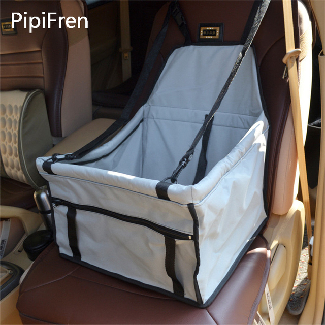 PipiFren Dogs Car Seat For Small Dog Travel Bag Pets In Cats Carrier