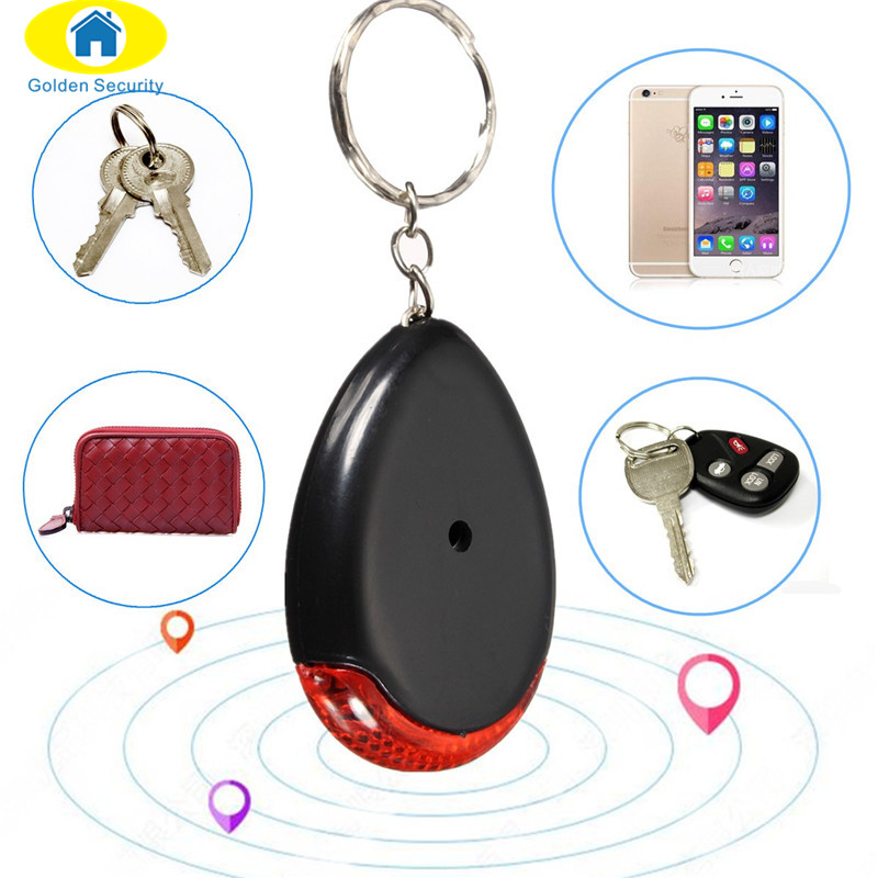 Golden Security Smart Anti-Lost Finder Smart Sensor Key LED Whistle Inductor Pet Tracker Smart Keys Locator ada instruments ada titan 600