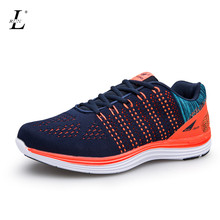 Brand Man Sports Footwear Daily Running Shoes Winter Outdoor Durable Walking Male Sneakers Lace up Students Trainers