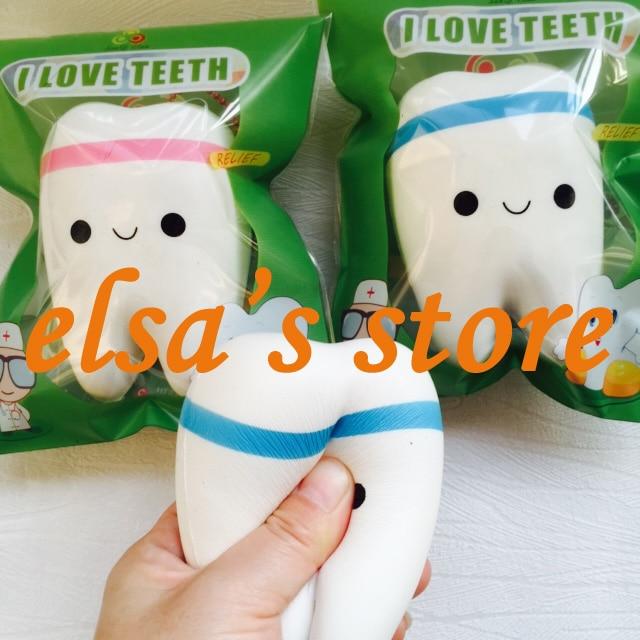 Aliexpress.com : Buy squishies wholesale 10pcs rare squishy jumpo lot kawaii squishy love tooth ...