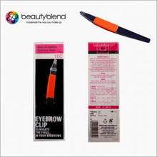 Beautyblend C-8010 макияж инструменты высокого качества горячие продаж нержавеющей стали пинцет для бровей