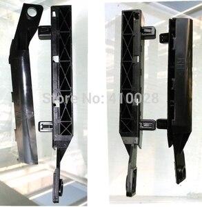 Image 2 - Shhworldsea 1 paar = 1 stücke rechts + 1 stücke links auto clips und autoverschlüsse vorne links rechts die stoßfängerträger für nissan tiida