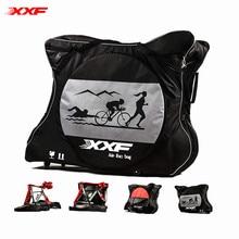 XXF Bike travel Bag Case bike box for Triathlon tt Mtb 700C Road Bikes Air Pads Protector waterproof Bike Accessories Bicicleta