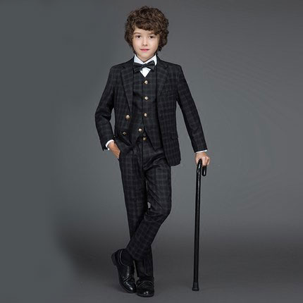 2016 Hot sale fashion baby boys black casual blazers jacket wedding suits for boy formal children clothing kids prom suit 2016 new arrival fashion baby boys kids blazers boy suit for weddings prom formal wine red white dress wedding boy suits