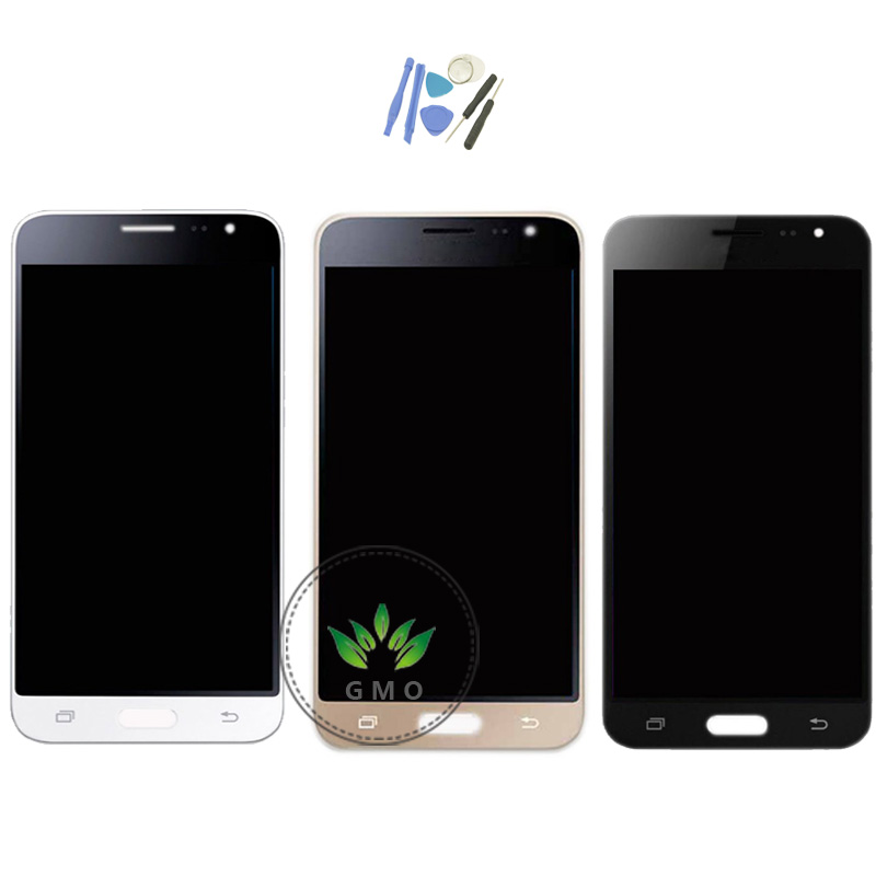 For Samsung For Galaxy J3 j320 J320A J320F J320M J320FN 2016 Full LCD Display Touch Screen Digitizer Assembly + tools