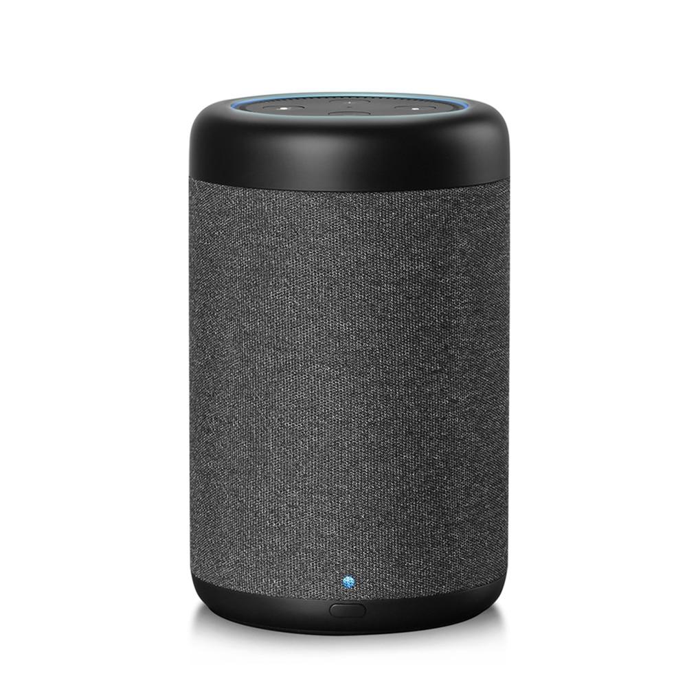 GGMM D6 Altoparlante Portatile per Amazon Echo Dot 2nd Generazione 20 w Potente per Alexa Altoparlante 5200 mah Batteria (dot Venduto Separatamente)