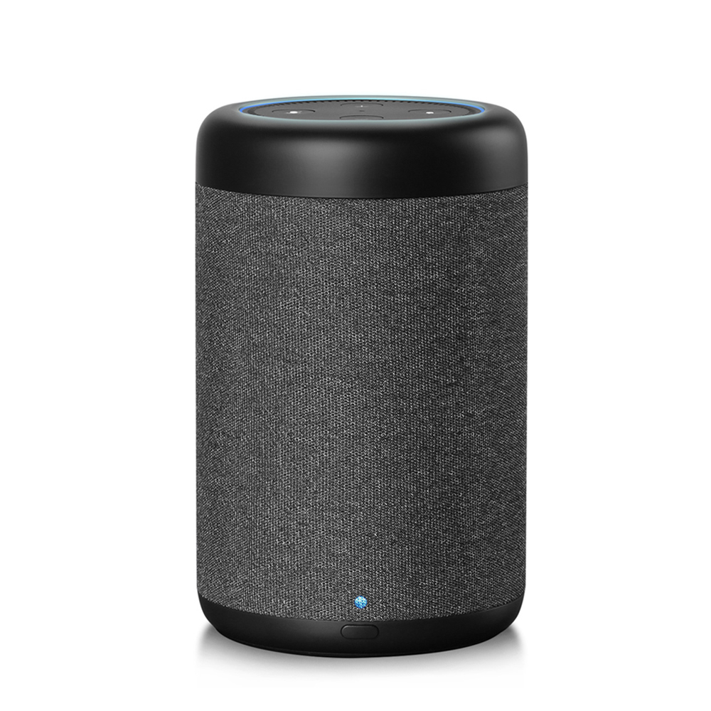 GGMM D6 Portable Speaker for Amazon Echo Dot 2nd Generation 20W Powerful for Alexa Speaker 5200mAh Battery (Dot Sold Seperately)
