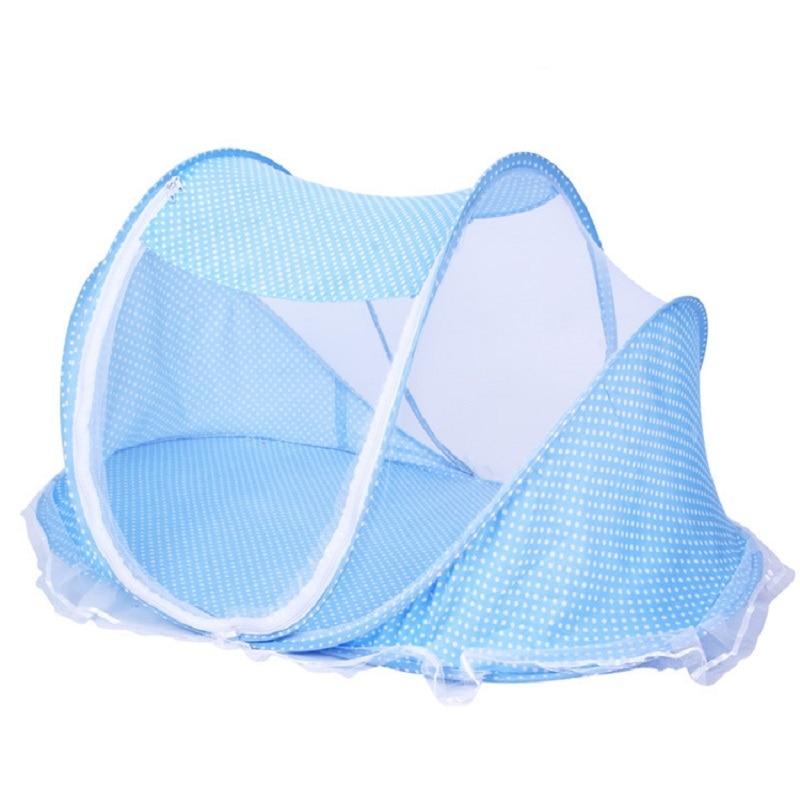 Vroča prenosna otroška postelja dekor komarjev neto dojenčka - Domači tekstil - Fotografija 4