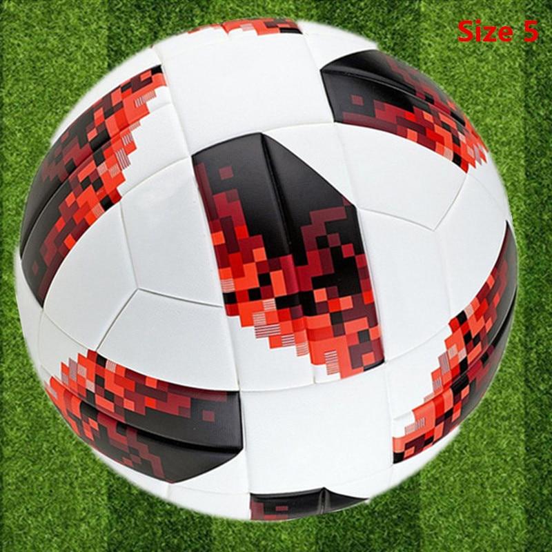 2019 A++ Premier PU Soccer Ball Official Size 5 Football Goal League Ball Outdoor Sport Training Balls