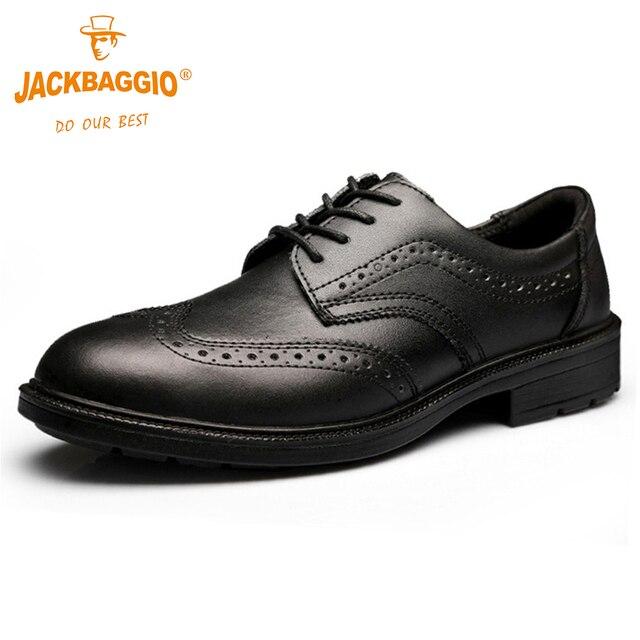 Askeri iş ayakkabısı, Moda adam için Güvenlik ayakkabıları, Anti-slip, Nefes Yansıtıcı Siyah Yakışıklı Erkek erkek resmi ayakkabı.