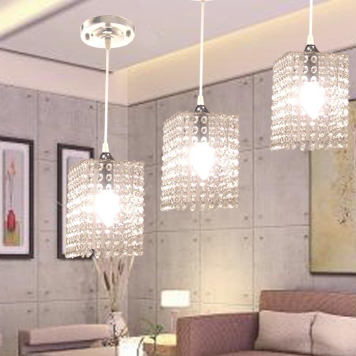 Modern crystal led chandeliers bedroom ceiling lamp living room modern crystal led chandeliers bedroom ceiling lamp living room dining k9 crystal chandeliers lustres de cristal led lights in chandeliers from lights aloadofball